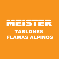 Tablones Flamas Alpinos